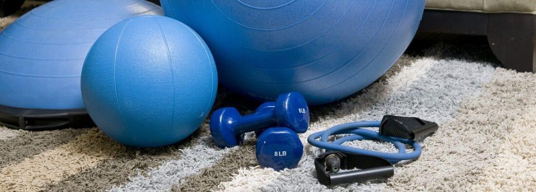 Billigt træningsudstyr til hjemmet